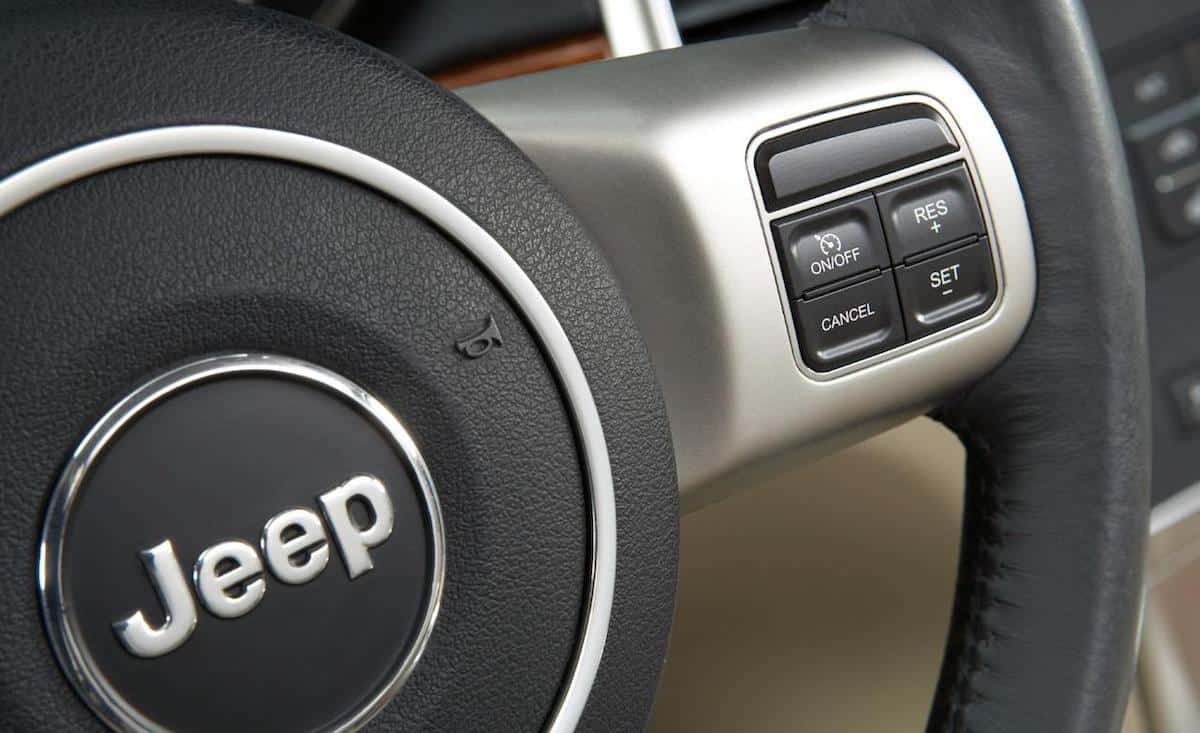 Рулевое колесо Jeep