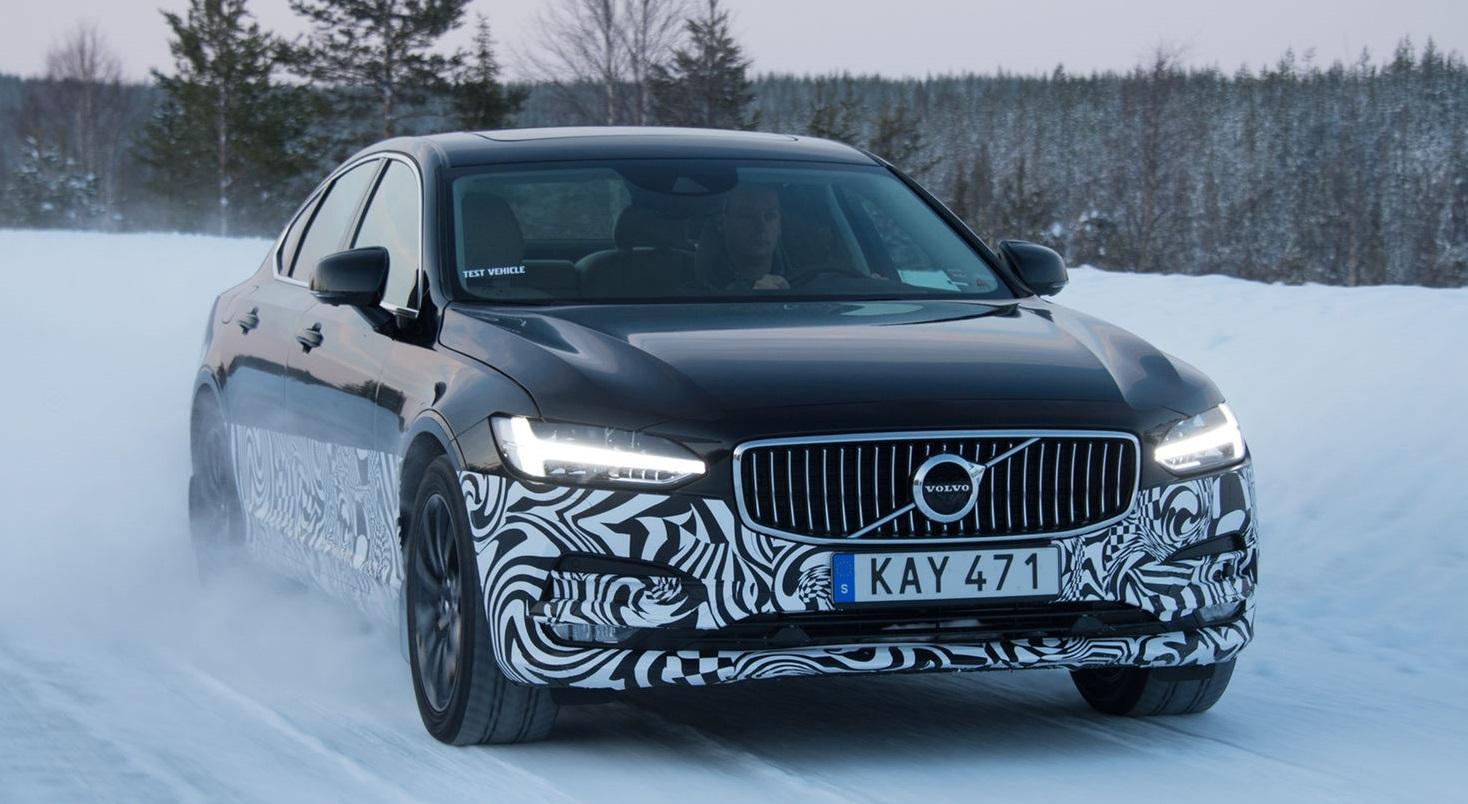 Тест-драйв нового Volvo
